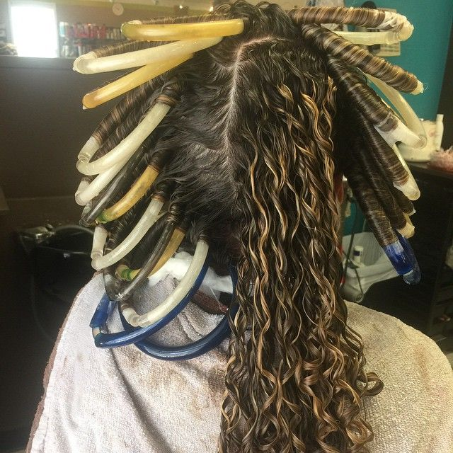 Spiral  Specialty Perm Wrap